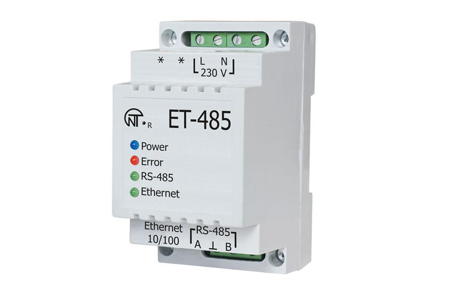Protocol converter  ET-485, фото