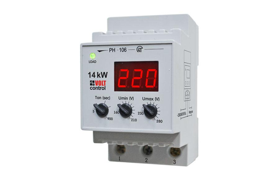 PH-106 Voltage Monitoring Relay, фото