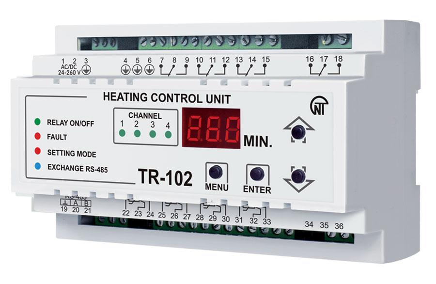 TR-102 Digital Temperature Relay, фото