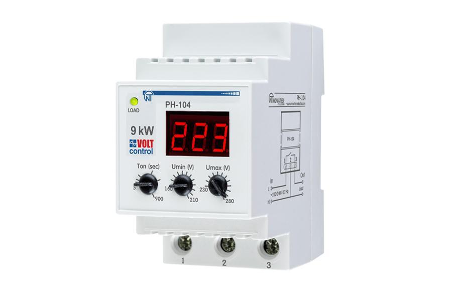 PH-104 Voltage Monitoring Relay, фото