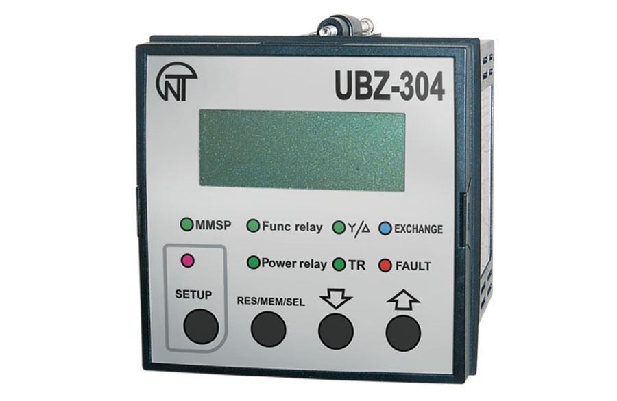 Moduł zabezpieczenia silników asynchronicznych UBZ-304, фото