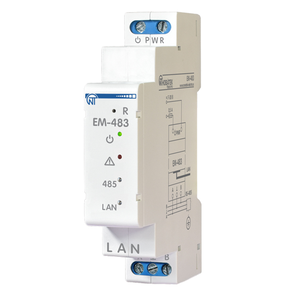 Преобразователь интерфейсов EM-483
