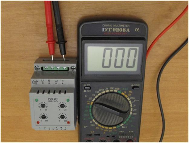 Реле часу від Новатек-Електро