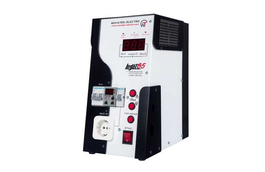 Безтрансформаторний стабілізатор Legat-65, фото
