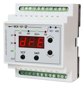 Контролер насосної станції МСК-107, фото