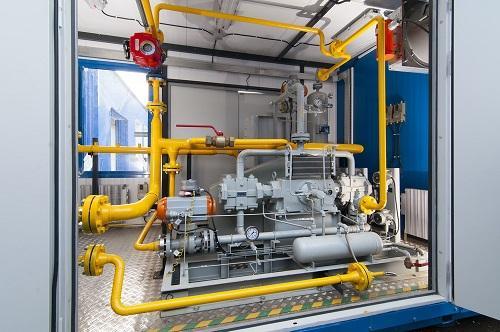 Автоматичне сповіщення про аварії і контроль роботи станції транспортування газу Overvis Gas Distribution