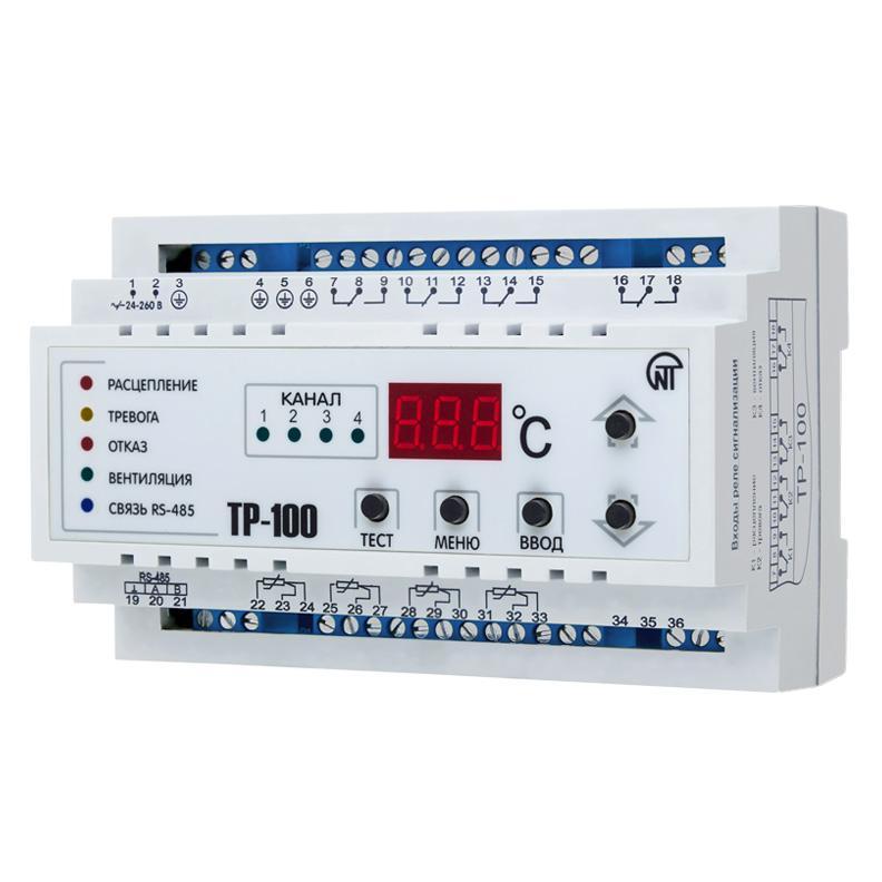 Цифрове температурне реле TР-100