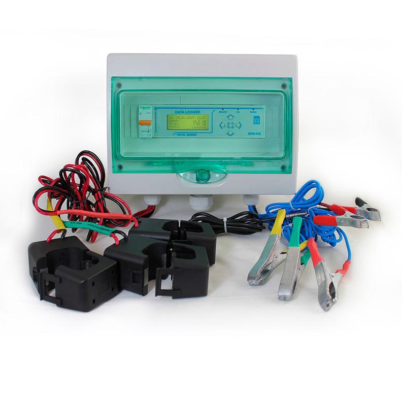 Мобільна станція реєстрації параметрів електромережі