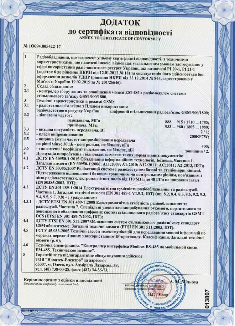 Сертификаты, фото № 19