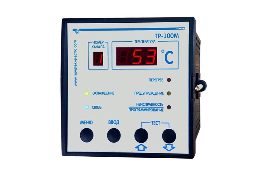 Цифровое температурное реле  ТР-100М, фото