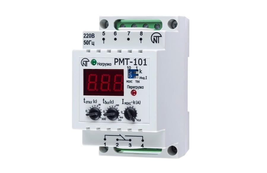 Реле максимального тока РМТ-101, фото