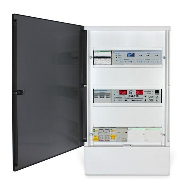 Управление электроотоплением и водонагревом Overvis Electroheat