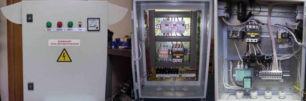 1 захист електродвигуна УБЗ-302