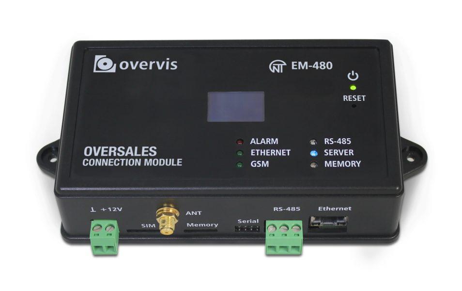 Контроллер интерфейса RS-485 EM-480