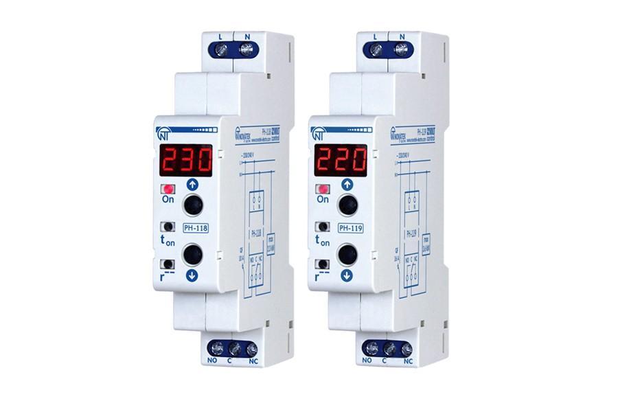Реле контроля напряжения RN-118 (RN-119), ����