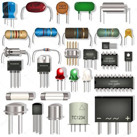 Электронные компоненты, ����