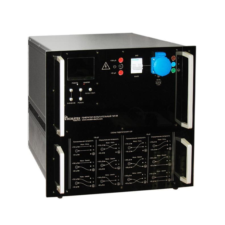 Испытательный генератор микросекундных импульсных помех — ГИП-М