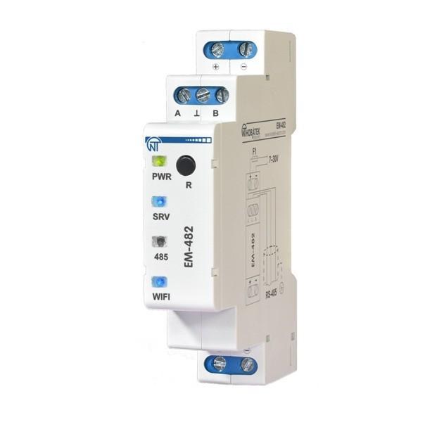 Контроллер WEB доступа с Wi-Fi ЕМ-482