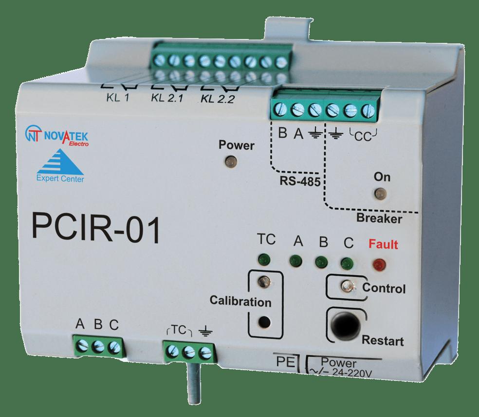 Прибор предварительного контроля сопротивления изоляции ППКСИ-01