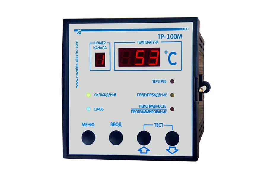 Цифрове температурне реле  ТР-100М