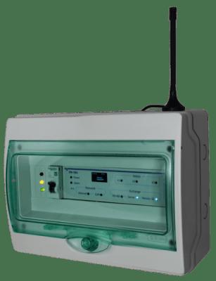 Моніторинг і дистанційне керування для холодильного обладнання Overvis IСE