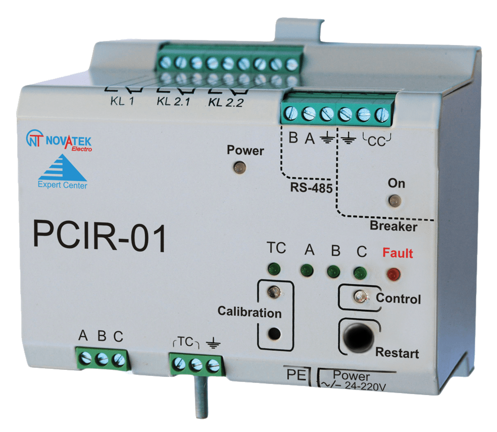Прилад попереднього контролю опору ізоляції ППКСІ-01